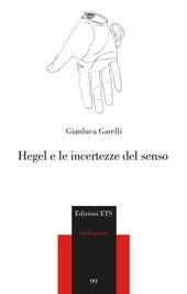 Hegel e le incertezze del senso