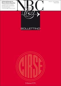 Nuovo bollettino Cirse (2012). Vol. 1