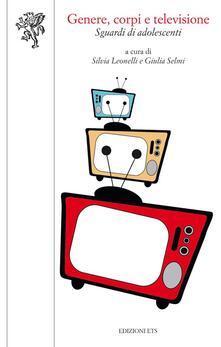 Cocktaillab.it Genere, corpi e televisione. Sguardi di adolescenti Image