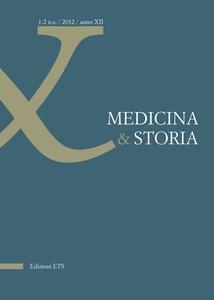 Medicina & storia (2012). Vol. 1-2