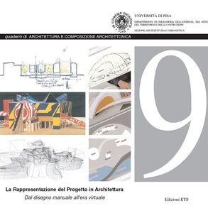 Foto Cover di La rappresentazione del progetto in architettura, Libro di  edito da ETS