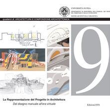 La rappresentazione del progetto in architettura - copertina