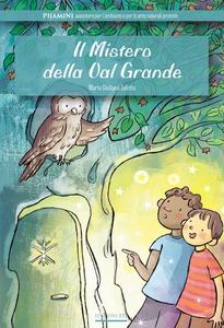 Libro Il mistero della Val Grande M. Giuliana Saletta