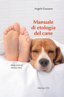 Filippodegasperi.it Manuale di etologia del cane Image