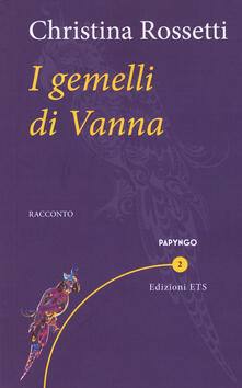 I gemelli di Vanna - Christina G. Rossetti - copertina
