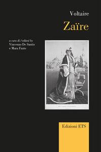 Libro Zaïre. Ediz. italiana, francese e inglese Voltaire