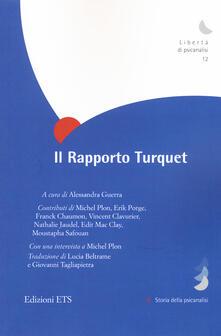 Il rapporto Turquet - copertina