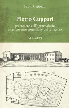 Chievoveronavalpo.it Pietro Cuppari precursore dell'agroecologia e del governo sostenibile del territorio Image