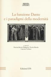 La funzione Dante e i paradigmi della modernità