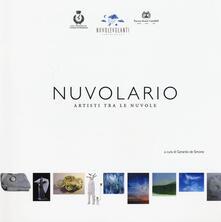 Nuvolario. Artisti tra le nuvole - copertina