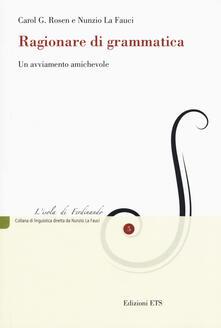 Birrafraitrulli.it Ragionare di grammatica Image