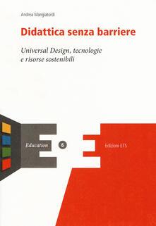 Filmarelalterita.it Didattica senza barriere. Universal design, tecnologie Image