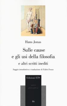 Antondemarirreguera.es Sulle cause e gli usi della filosofia e altri scritti inediti Image