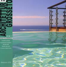 Osteriacasadimare.it Architetture Grosseto   (2017). Vol. 22 Image