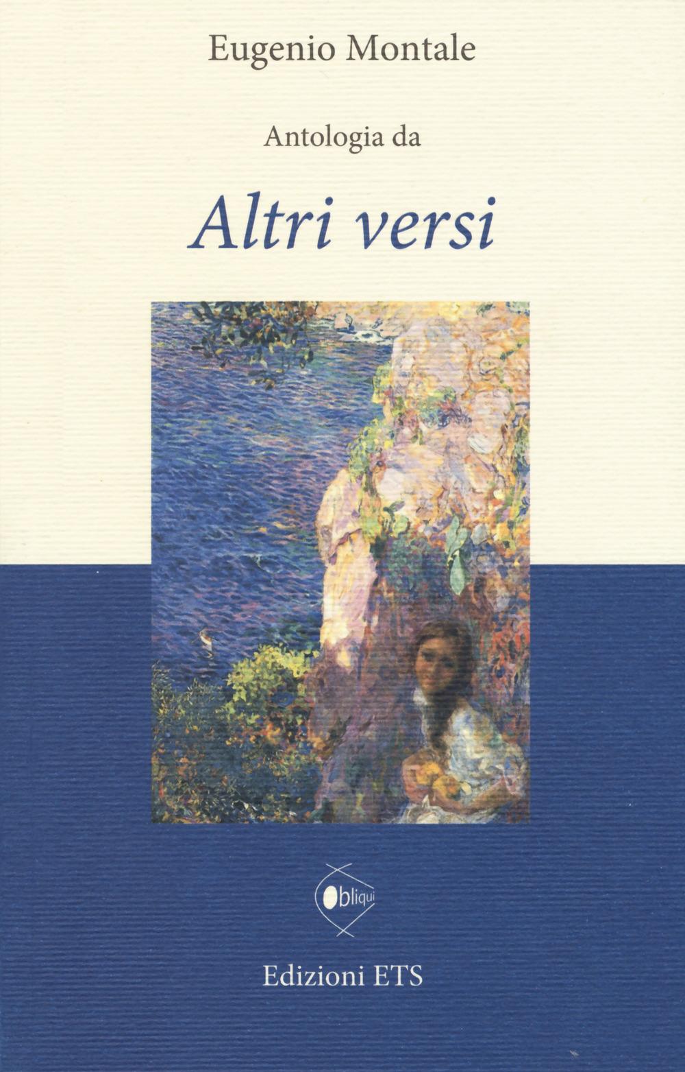Image of Antologia da «Altri versi»