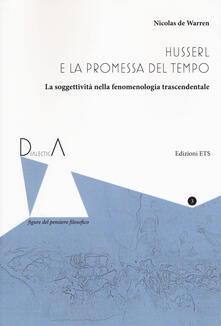 Fondazionesergioperlamusica.it Husserl e la promessa del tempo. La soggettività nella fenomenologia trascendentale Image