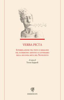 Camfeed.it Verba picta. Interrelazione tra testo e immagine nel patrimonio artistico e letterario della seconda metà del Novecento Image