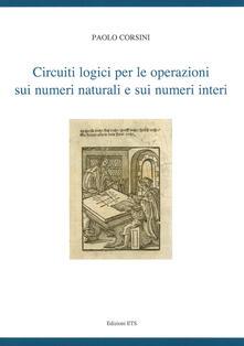 Antondemarirreguera.es Circuiti logici per le operazioni sui numeri naturali e sui numeri interi Image