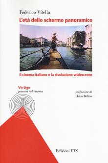 Winniearcher.com L' età dello schermo panoramico. Il cinema italiano e la rivoluzione windscreen Image