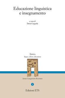 Antondemarirreguera.es Educazione linguistica e insegnamento Image