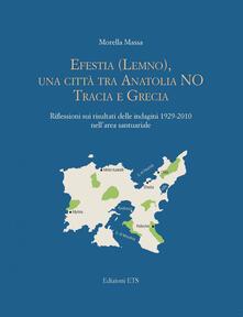 Capturtokyoedition.it Efestia Lemno, una città tra Anatolia NO Tracia e Grecia. Riflessioni sui risultati delle indagini 1929-2010 nell'area santuariale Image