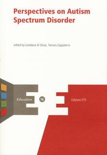 Amatigota.it Perspectives on autism. Spectrum Disorder Image
