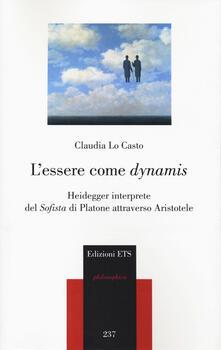Osteriacasadimare.it L' essere come «dynamis». Heidegger interprete del «Sofista» di Platone attraverso Aristotele Image