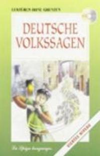 Deutsche volkssagen. Con CD Audio - Volksmund - wuz.it