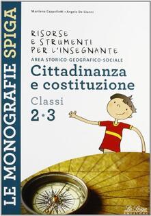 Nordestcaffeisola.it Cittadinanza e Costituzione. Per la 1ª classe elementare Image