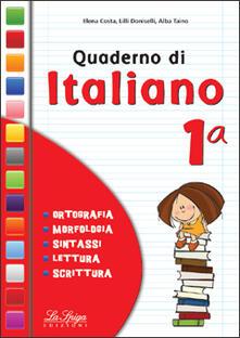 Aboutschuster.de Quaderno di Italiano. Per la 2ª classe elementare Image
