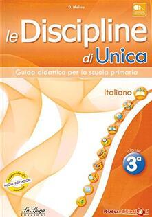 Filmarelalterita.it Le discipline di Unica. Italiano. Per la 3ª classe elementare Image