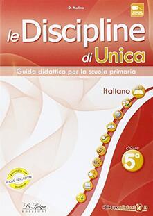 Aboutschuster.de Le discipline di Unica. Italiano. Per la 5ª classe elementare Image