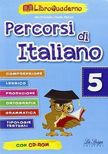 Percorsi di italiano. Per la Scuola elementare. Vol. 5.pdf