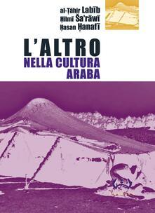 L' altro nella cultura araba - copertina