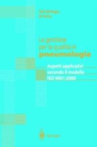 La gestione per la qualità in pneumologia