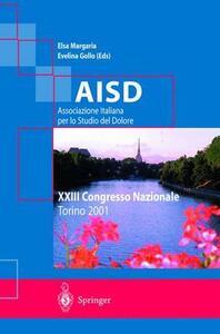 AISD, Associazione italiana per lo studio del dolore. 23º Congresso nazionale