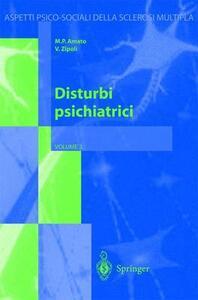 Disturbi psichiatrici. Vol. 3