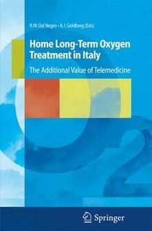 Home long-term oxygen treatment in Italy: the additional value of telemedicine - copertina