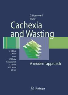 Cachexia and wasting. A modern approach - copertina