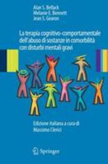Antondemarirreguera.es La terapia cognitivo-comportamentale dell'abuso di sostanze in comorbilità con disturbi mentali gravi Image