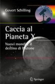 Vitalitart.it Caccia al pianeta X. Nuovi mondi e il destino di Plutone Image