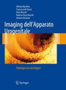 Imaging dell'apparato urogenitale. Patologia non oncologica