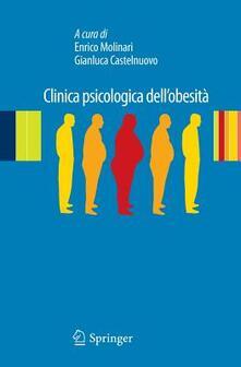 Capturtokyoedition.it Clinica psicologica dell'obesità. Esperienze cliniche e di ricerca Image