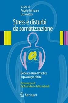 Winniearcher.com Stress e disturbi da somatizzazione. Evidence-based practice in psicologia clinica Image