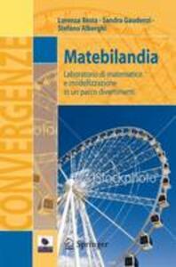 Matebilandia. Laboratorio di matematica e modellazione in un parco divertimenti