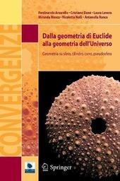 Dalla geometria di Euclide alla geometria dell'universo. Geometria su sfera, cilindro, cono, pseudosfera