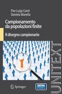 Libro Campionamento da popolazioni finite. Il disegno campionario P. Luigi Conti , Daniela Marella