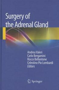 Surgery of the Adrenal Gland
