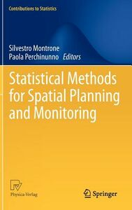 Libro Statistical methods for spatial planning and monitoring Silvestro Montrone , Paola Perchinunno