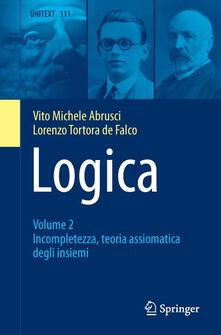 Daddyswing.es Logica. Vol. 2: Incompletezza, teoria assiomatica degli insiemi. Image